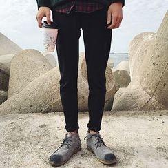 ZZP HOMME - Slim Fit Pants