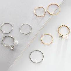 Oohlala! - Set of 4: Ring
