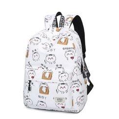 VIVA - Print Laptop Backpack