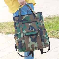 AIQER - Convertible Lightweight Backpack