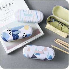 Good Living - Printed Glasses Case
