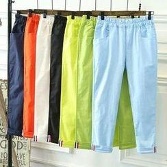 Nycto - Linen Harem Pants