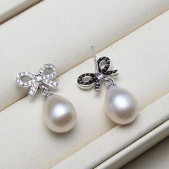 ViVi Pearl - Freshwater Pearl Earrings