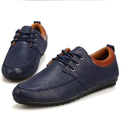 Preppy Boys - 系带船鞋