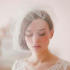Neostar - Wedding Birdcage Veil