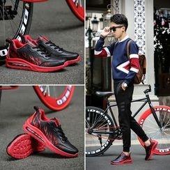 MR.GONG - Print Sneakers