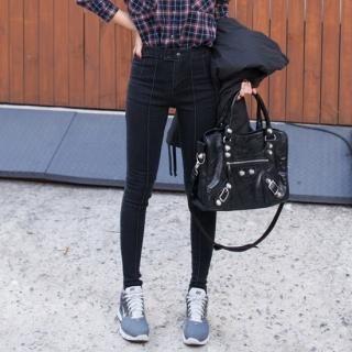 2fb - Seam-Front Skinny Jeans