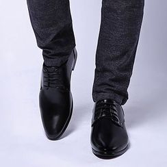Preppy Boys - Genuine Leather Oxford Shoes