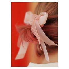 kitsch island - Mesh Bow Hair Pin