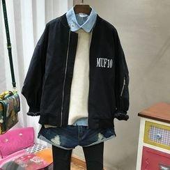 Wonder Shop - Printed Jacket