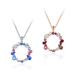 Italina - Swarovski Elements Crystal Necklace