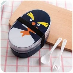 Momoi - Cartoon Lunch Box