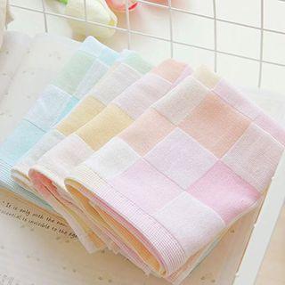 BEANS - Check Face Towel