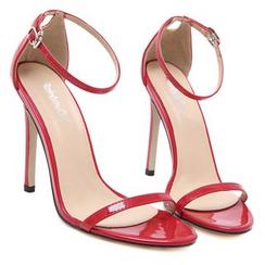 Monde - 踝带高跟凉鞋