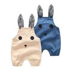 MOM Kiss - Baby Rabbit Jumper Pants