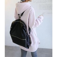 DANI LOVE - Faux Leather Backpack