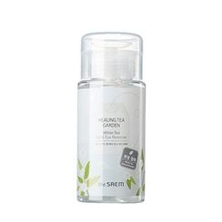 The Saem - Healing Tea Garden WhiteTea Lip & Eyes Remover 150ml