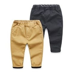 Seashells Kids - Kids Fleece Line Pants