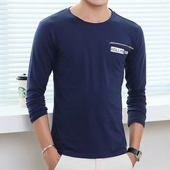 Fesso - Long-Sleeve T-Shirt
