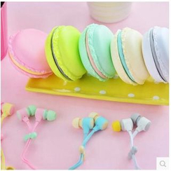 Class 302 - Set: Earphone + Macaron Holder