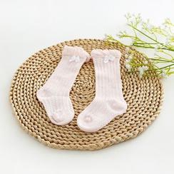 JIMIJIMI - Baby Bow Socks