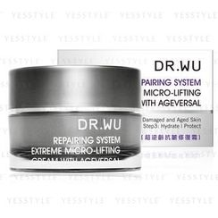 DR.WU - Ageversal Repairing System Extreme Micro-Lifting Cream With Ageversal