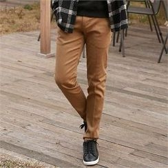 Smallman - Fleece-Lined Pants