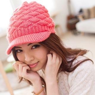 AnnSmile - Knit Cap