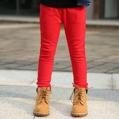 Famula - Kids Fleece-Lined Pants