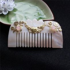 Rivermoon - Shell Hair Comb