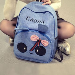 AshTown - Embroidered Backpack