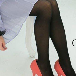 Clair Fashion - Check Tights