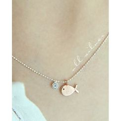 Miss21 Korea - Pendent Necklace