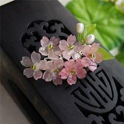 Rivermoon - 花形发夹
