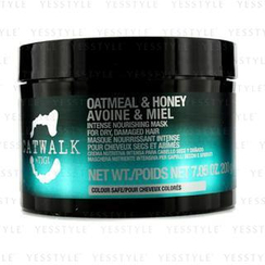 Tigi - Catwalk Oatmeal and Honey Intense Nourishing Mask (For Dry, Damaged Hair)