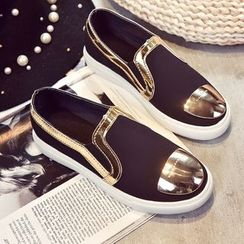 Ginko - 亮面輕便鞋