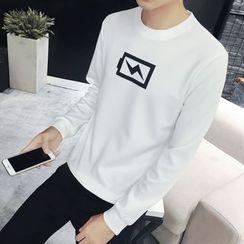 JVR - Printed Pullover