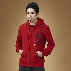 Bolt Concepts - Chinese Dragon Hooded Jacket