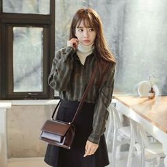 Seoul Fashion - Stripe Cotton Shirt