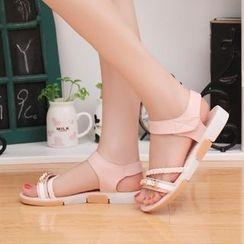 EMIL - Embellished Sandals