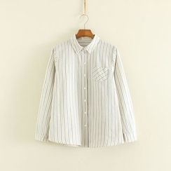 Mushi - Striped Shirt