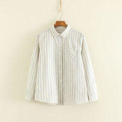 三木社 - 條紋襯衫