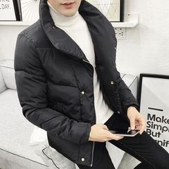 ZZP HOMME - Plain Down Jacket