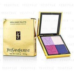 Yves Saint Laurent - Vinyl Candy Palette (4 Colour Harmony For Eyes)