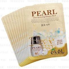 eKeL - 珍珠亮白超强保湿面膜