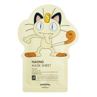 Tony Moly - Pokemon Naong Mask Sheet (Nutrition) 1pc