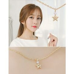 soo n soo - Star Pendant Necklace