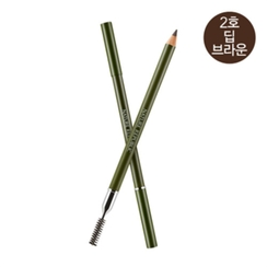 Nature Republic - By Flower Wood Eyebrow (#2 Deep Brown)