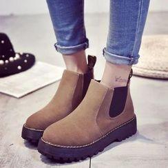 Yoflap - Platform Ankle Boots