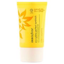 Innisfree - Eco Safety Perfect Sun Block SPF50+ PA+++ 50ml